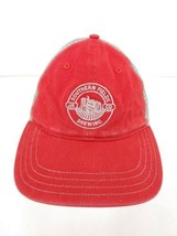 Southern Farm Brewing Co JA Truckers Hat Mesh Snapback Tractor Red - $14.82