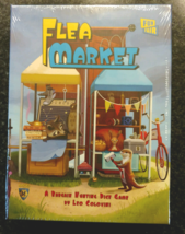 Flea Market Dice Game 4406 Mayfair Games by Leo Colovini Fun Fair NEW!! - $19.99