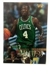 Chauncey Billups 1997-98 Fleer Tradition Rookie Card #340 Boston Celtics... - $1.93