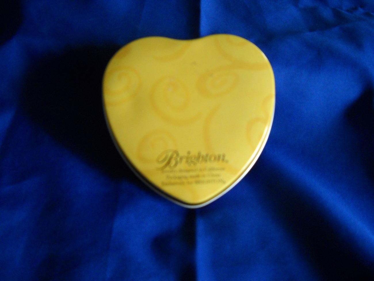 Brighton Designer Heart Jewelry Tin