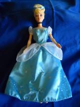 LIGHT UP CINDERELLA Disney barbie TWINKLE LIGHTS   - $29.99