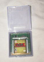 Yu-Gi-Oh Oscuro Doble Stories Nintendo Game Boy Color + Advanced Sistemas, 2002 image 1