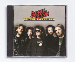April Wine, First Glance, 1978, Rock and Roll Music CD - $4.15