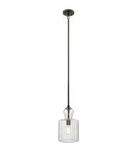 Kichler Lighting 43954OZ Pendants Olde Bronze Glass Riiera - $169.99