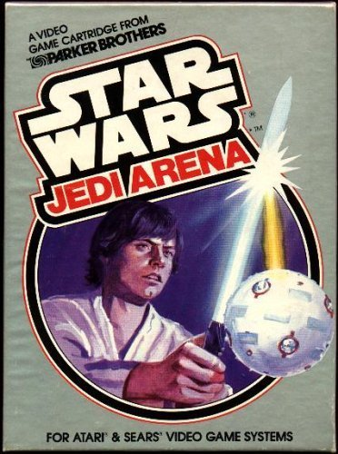 Primary image for Star Wars Jedi Arena [Atari 2600]