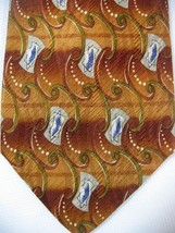 NEW Robert Talbott Best of Class Gold Handsewn Tie - $29.52
