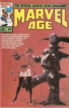 Marvel Age #28 July 1985 [Comic] by Jim Shooter - $7.99