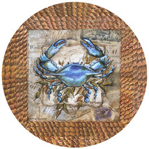 Clam Bake Accent Sandstone Coasters - $20.00