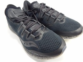 Saucony Freedom ISO Men's Running Shoes Size US 9 M (D) EU 42.5 Black S20355-1