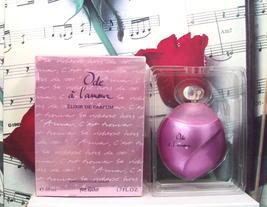 Yves Rocher Ode A L'Amour Elixir EDP Spray 1.7 FL. OZ.   - $189.99