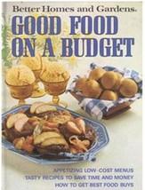 Better Homes and Gardens Good Food On A Budget [Jan 01, 1971] Joyce Trol... - $4.69