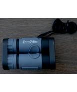 Bauer Optics Folding Binoculars, With Carrying Case, 8x22, Very Gently U... - $54.44