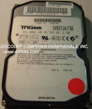 Samsung SV0211A_TGE 2.1GB 3.5IN IDE Drive Tested Good Free USA Shipping