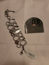 Brand New Marc Ecko Keyhole Series Watch E30001L1 Authentication Book Included - $225.00