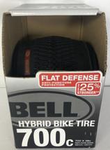Bell Hybrid Bike Tire 700c x 38c Replaces Sizes 32mm-45mm Flat Defense  - $23.35