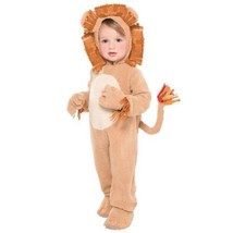 Loveable Lion Costume Infant 0-6 Months - $34.89