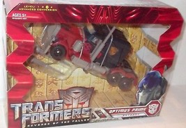 AUTHENTIC ✰✰ not KNOCK OFF ✰ ROTF OPTIMUS ✰ REVENGE of the FALLEN Voyage... - $47.99