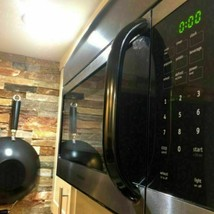NEW Microwave Door Handle for Frigidaire FMV157GCA FMV152KSA FMV157GBA F... - $14.81