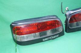 Mercury Capri XR2 XR-2 Taillights Tail Lights Lamp Set 94' image 11