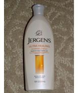 Jergens Ultra Healing Extra Dry Skin Moisturizer Vitamins C E B5 10 oz NEW - $13.60