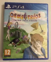 Demetrios the Big Cynical Adventure (Sony PlayStation 4, 2018) Region Free - $34.95