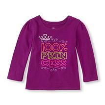 Children's Place Toddler GirlsT-Shirt Sizes 18/24 M 3T 4T 5T NWT100% Pri... - $8.99