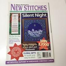 Mary Hickmott's New Stitches Magazine #68 Silent Night 12 Days of Christmas - $12.59
