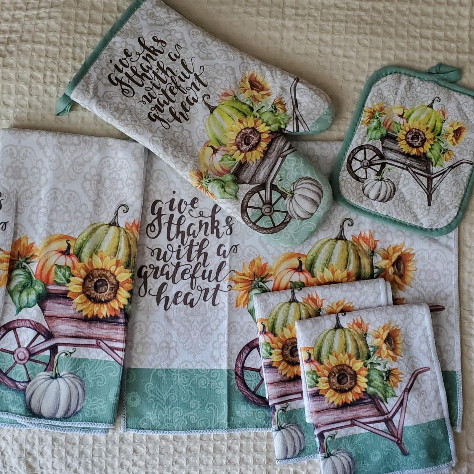 Sunflowerthanks 6pc 1