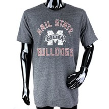 Champion Mississippi State Bulldogs Mens XL Gray T-Shirt NWOT - $23.36