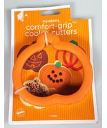 Pumpkin Cookie Cutter WILTON Halloween cookies baking kitchen tool - $9.41