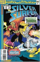 The Silver Surfer Comic Book Vol. 3 #87 MARVEL 1993 VERY FINE- NEW UNREAD - $1.99