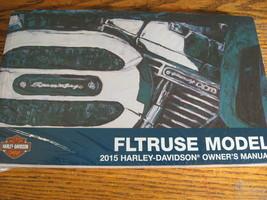 2015 Harley-Davidson FLTRUSE Owners Owner's Manual CVO Road Glide Ultra NEW - $107.91