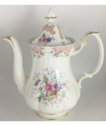 Royal Albert Serenity Coffee pot & lid - $120.00
