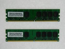 LOT OF 10 4GB 2x2GB PC2-6400 Mem for Dell Optiplex GX520 GX620 740 755 760 960 - $287.10