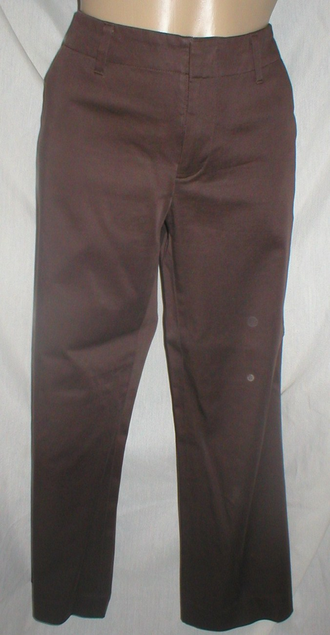 Banana Republic Martin Brown capri pants 2