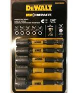 DeWalt - DWATNDMI5 - MAX IMPACT Nut Driving Set - 5-Piece - $25.69