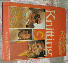 Knitting: A Golden Hands Pattern Book 1972 - $10.00