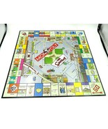 The Simpsons Monopoly Game Board Only - $11.88