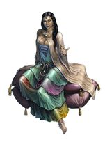 Malesh'aa  The Gift Giving Heiress Djinn. Haunted fortune Wealth money d... - $2,000.00