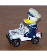 Lesney Toys Of Yesteryears  Donald Duck Police Jeep - $10.00
