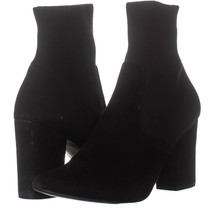 Steve Madden Remy Pointed Toe Ankle Boots, Black 684, Black, 9 US - $25.91