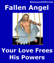 zvx ent Sexy Fallen Angel For Female Or Male All Wishes Betweenallworlds... - $175.23