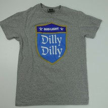Budweiser Dilly Beer T-Shirt Size M - $13.87