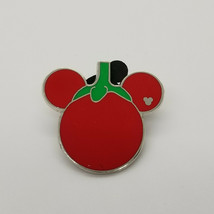 Disney Pin 2010 Hidden Mickey 3 of 5 Tomato Ears - $6.80