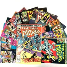 New Mutants Comic Book Lot 14 Issues VF Marvel Copper Age Magik Cannonball Movie - $24.70