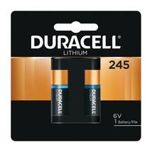 Duracell Ultra Lithium 245 DL245BPK Camera Battery 6 Volts 1 pk. - $20.80
