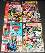 4 1989 DC Comics SECRET ORIGINS 40F 43F 48F 49VG Comic Books Hawk & Dove... - $12.99