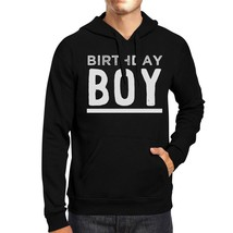 Birthday Boy Black Hoodie - $25.99+