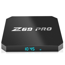 Z69 PRO Amlogic S905W 2GB RAM 16GB ROM TV Box with Time Display - $59.83