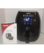 NuWave 3QT Electric Cooking Kitchen Digital Air Deep Fryer - $49.00